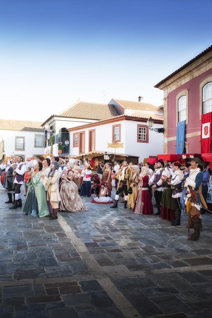 Desfile na Vindouro - Festa Pombalina - DR