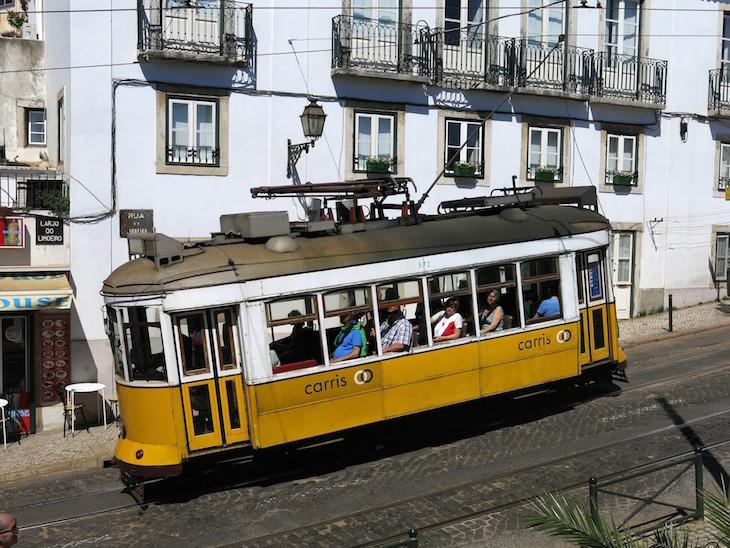 Elétrico de Lisboa © Pixabay