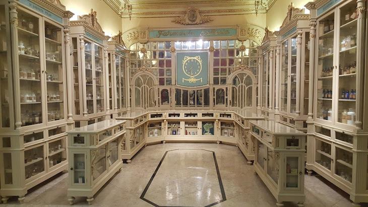 Farmácia Estácio - Museu da Farmácia do Porto © Viaje Comigo
