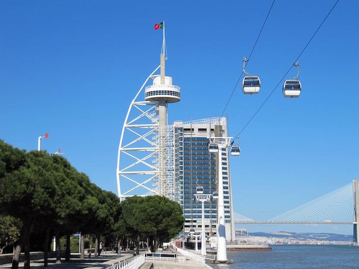 Teleférico de Lisboa © Pixabay