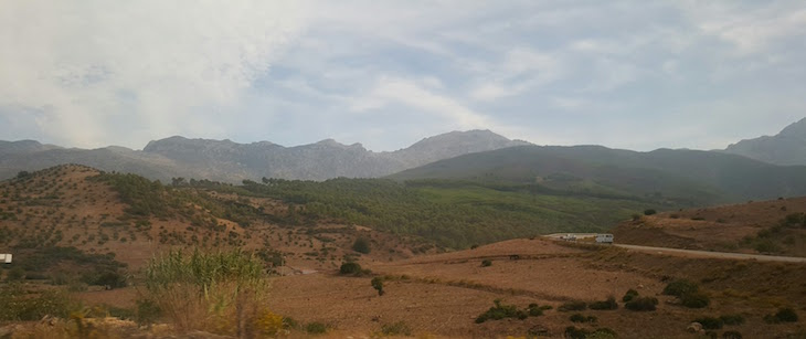 A caminho de Chefchaouen, Marrocos © Viaje Comigo