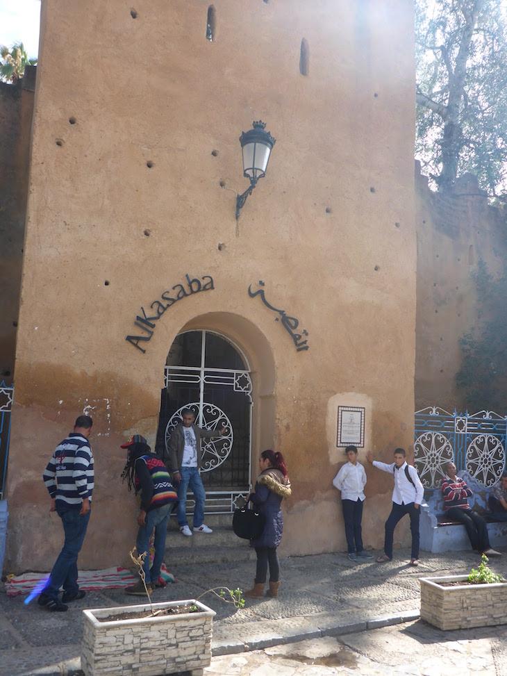 Al Kasaba em Chefchaouen, Marrocos © Viaje Comigo