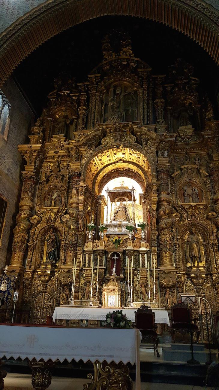 Santuário de la Consolación - Utrera © Viaje Comigo