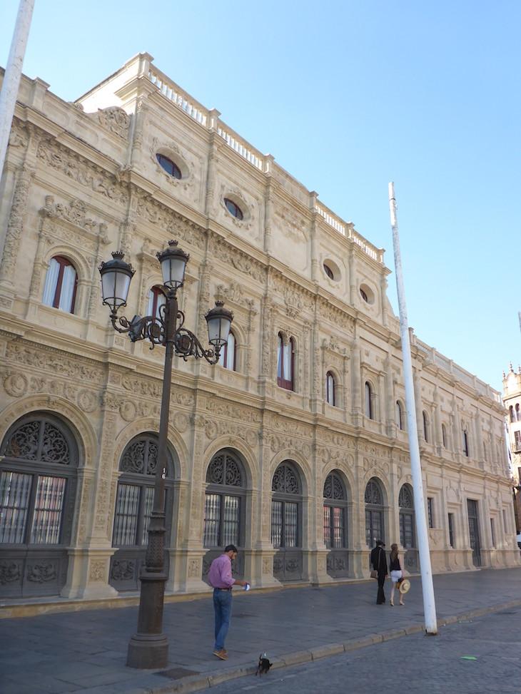 Ayuntamiento -Sevilha © Viaje Comigo