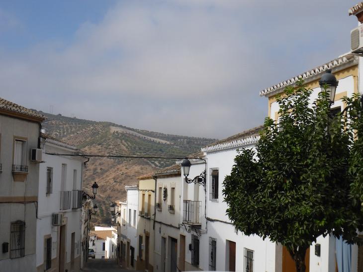 Ruas de Baena © Viaje Comigo