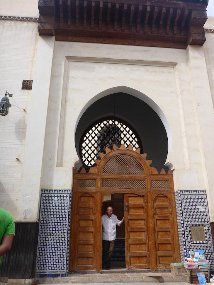 Biblioteca de Fez - Marrocos @ Viaje Comigo
