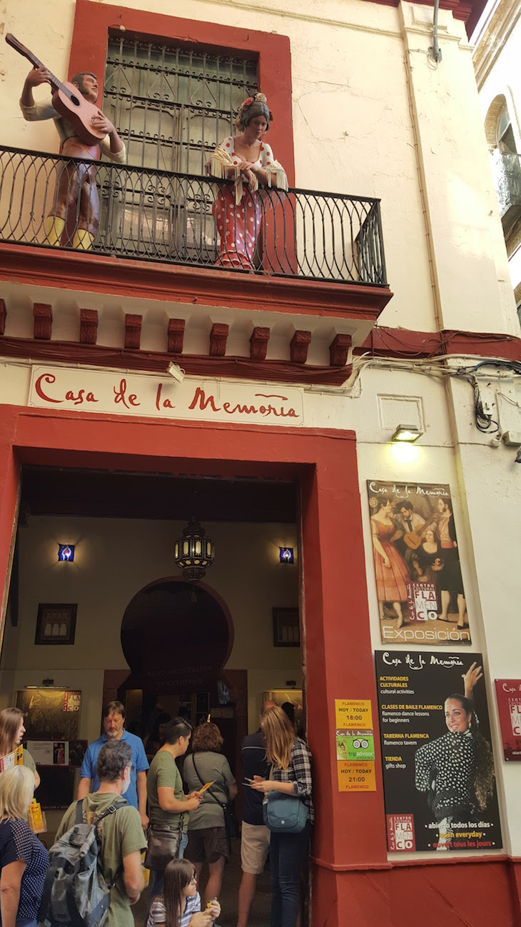 Casa de la Memoria - Sevilha © Viaje Comigo