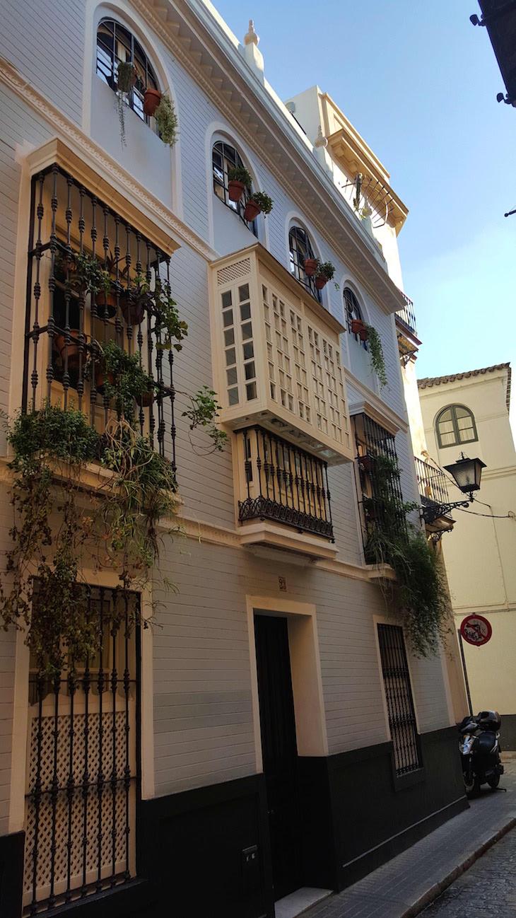 Casas de Sevilha © Viaje Comigo