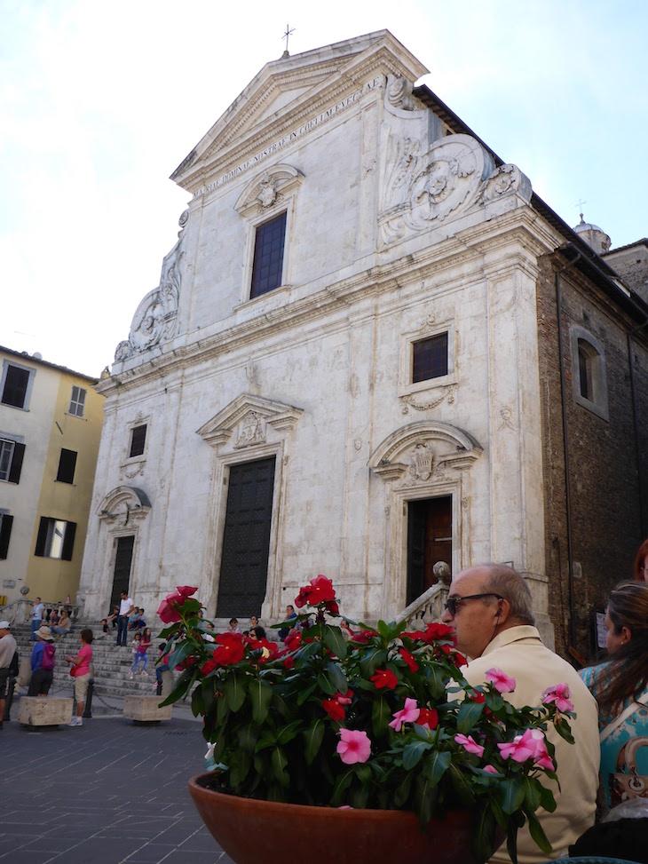 Catedral de Orte, Itália © Viaje Comigo