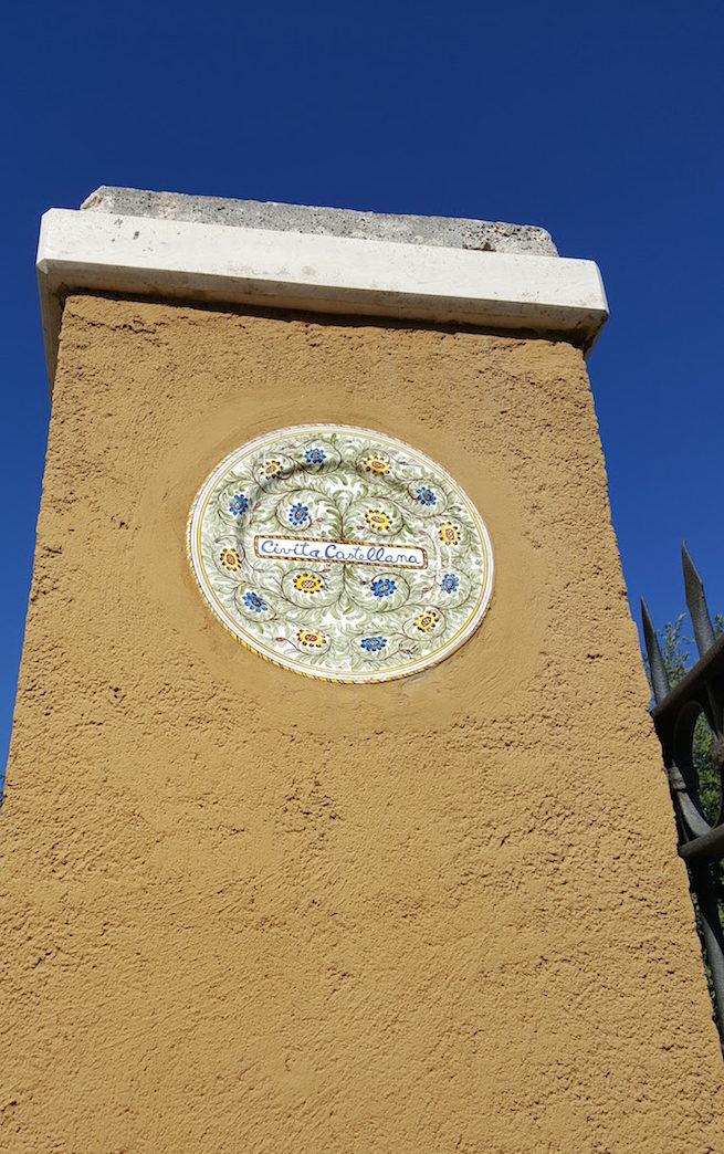 Cerâmica de Civita Castellana - Itália © Viaje Comigo
