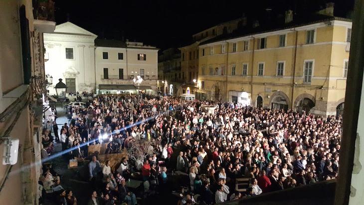 Concerto em Civita Castellana - Itália © Viaje Comigo