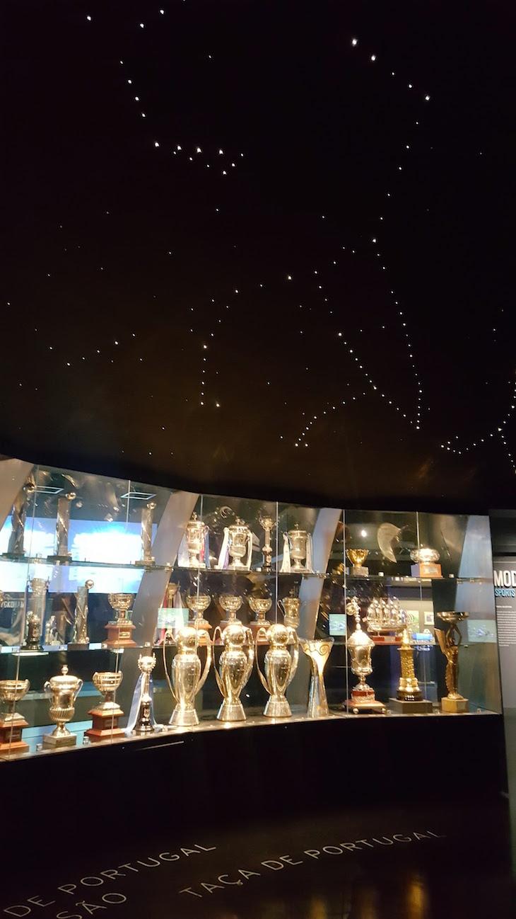 Constelação do Dragão - Museu do Futebol Clube do Porto © Viaje Comigo