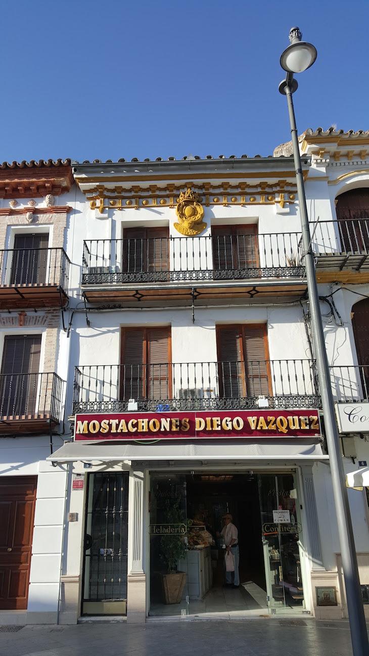 Mostachones Diego Vazquez - Utrera © Viaje Comigo