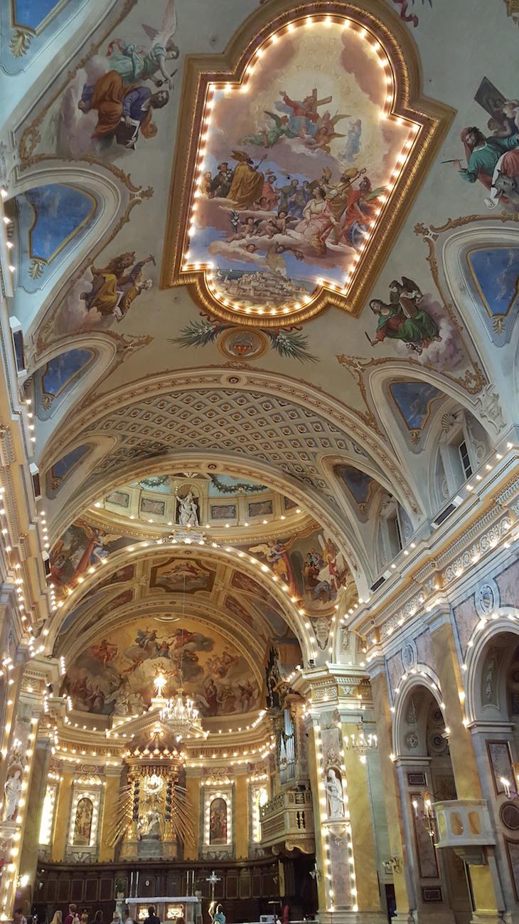 Catedral de Amelia - Itália © Viaje Comigo