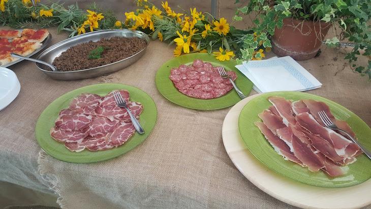 Especialidades de Umbria - Itália © Viaje Comigo