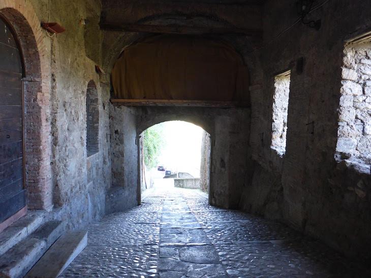 Entrada em Orte - IWW - Itália © Viaje Comigo
