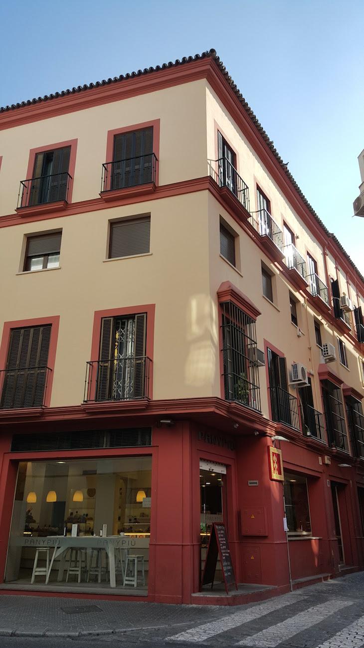 Restaurante em Sevilha © Viaje Comigo