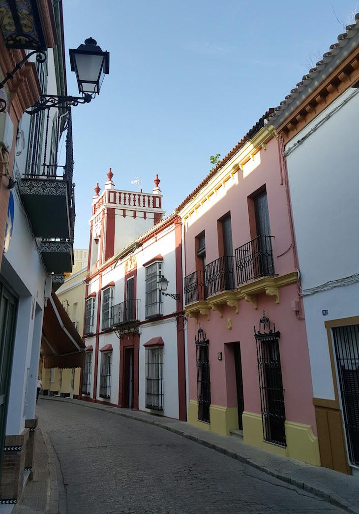 Rua de Utrera - Andaluzia © Viaje Comigo