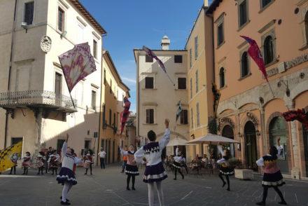 Festas em Orte - IWW - Itália © Viaje Comigo