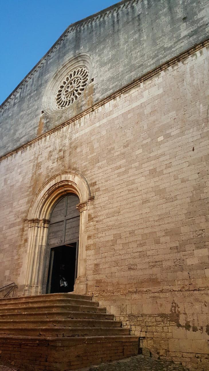 Igreja de S. Francisco - Amelia - Itália © Viaje Comigo