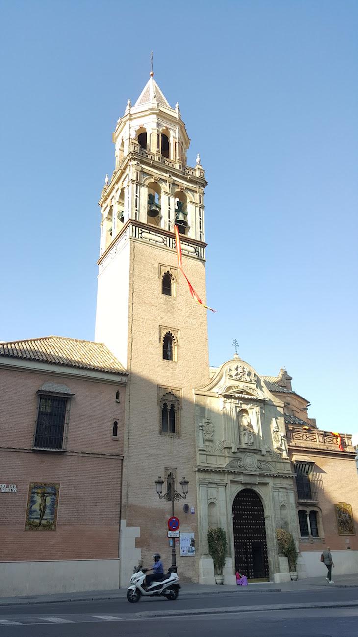 Igreja em Sevilha © Viaje Comigo