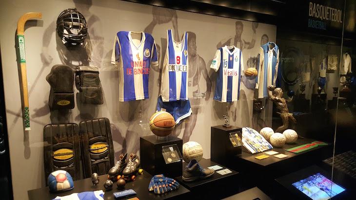 Modalidades - Museu do Futebol Clube do Porto © Viaje Comigo