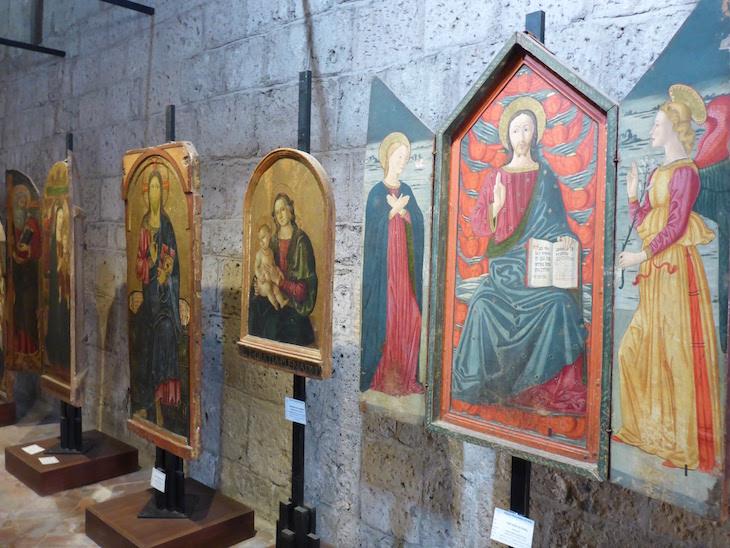 Museu de Arte Sacra - Orte, Itália © Viaje Comigo