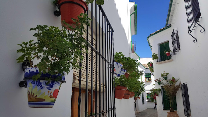 Nas ruas de Priego de Córdoba © Viaje Comigo