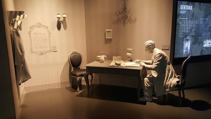 À mesa com Nicolau d'Almeida - Museu do Futebol Clube do Porto © Viaje Comigo