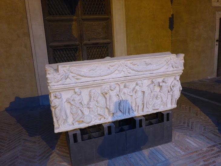 Museu de Civita Castellana - Itália © Viaje Comigo
