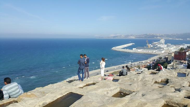 Necrópoles em Tânger - Marrocos © Viaje Comigo