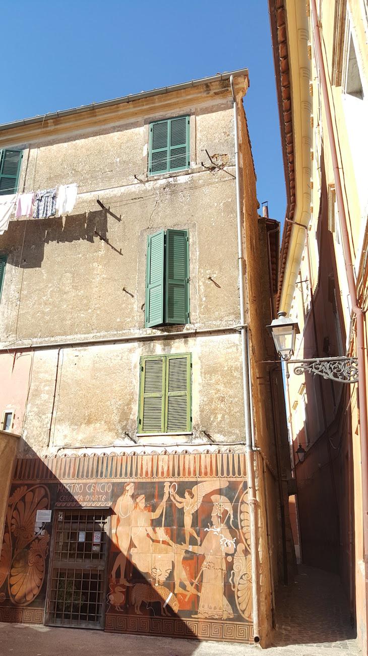 Em Civita Castellana - Itália © Viaje Comigo