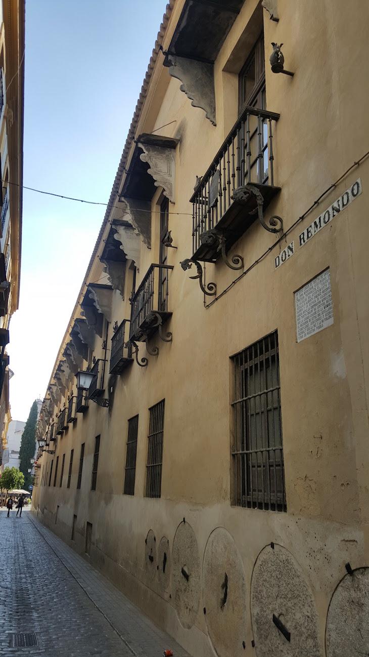 Paredes com história em Sevilha © Viaje Comigo