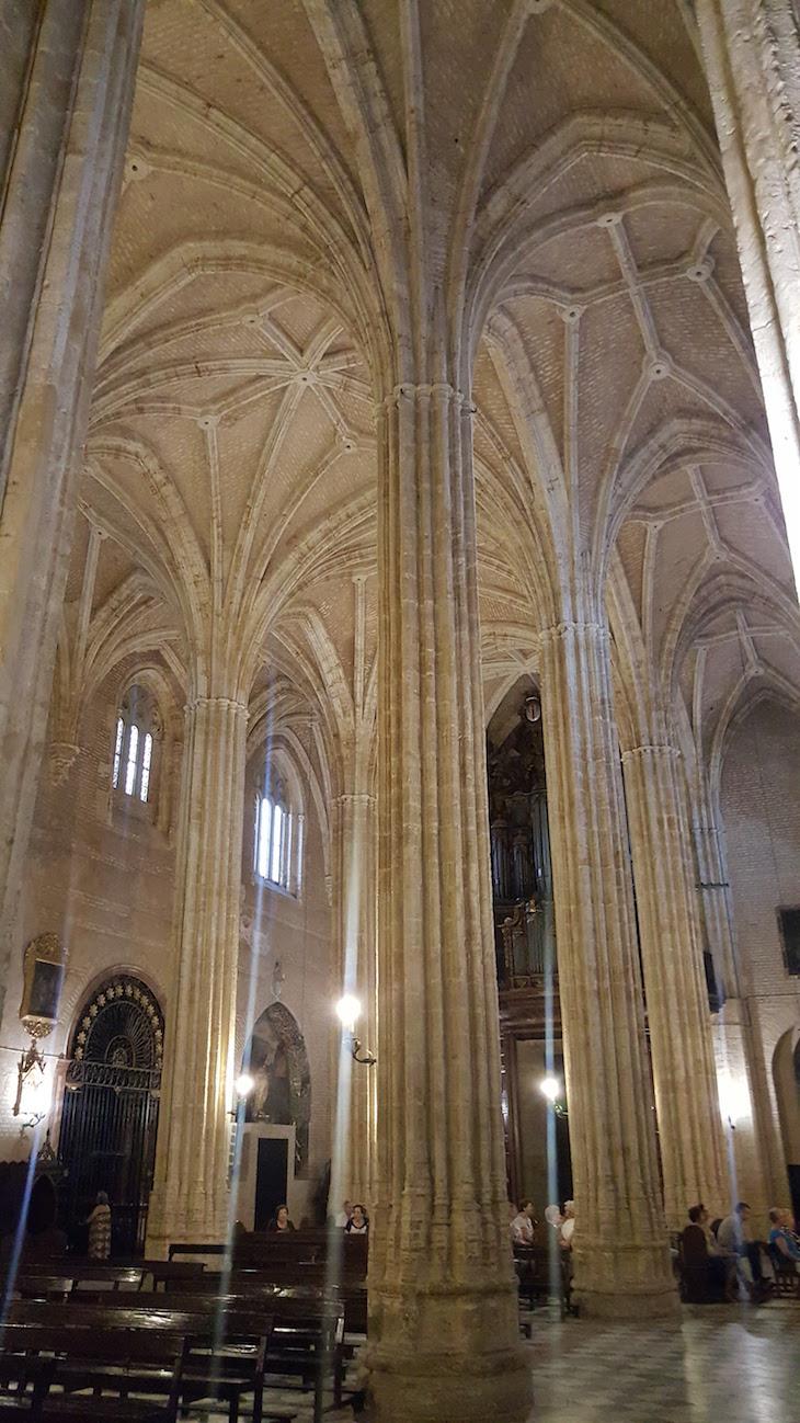 Iglesia de Santiago El Mayor - Utrera © Viaje Comigo