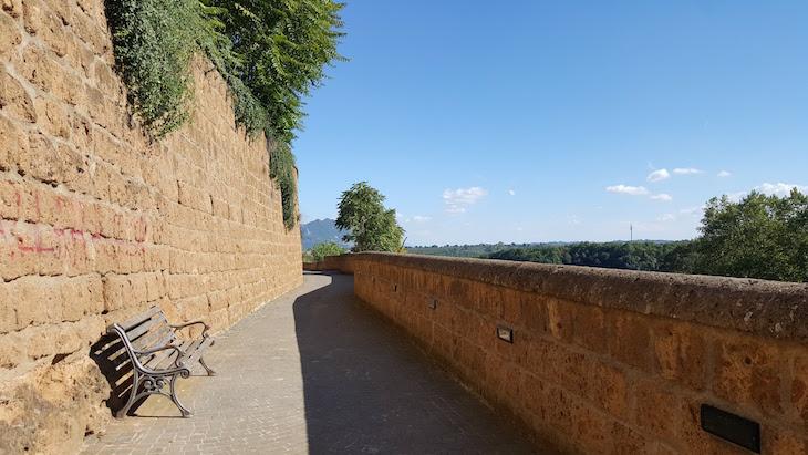 Passear em Civita Castellana - Itália © Viaje Comigo