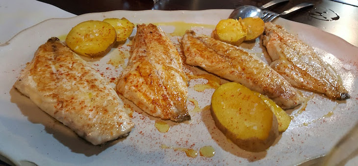Restaurante El Arco - Utrera © Viaje Comigo