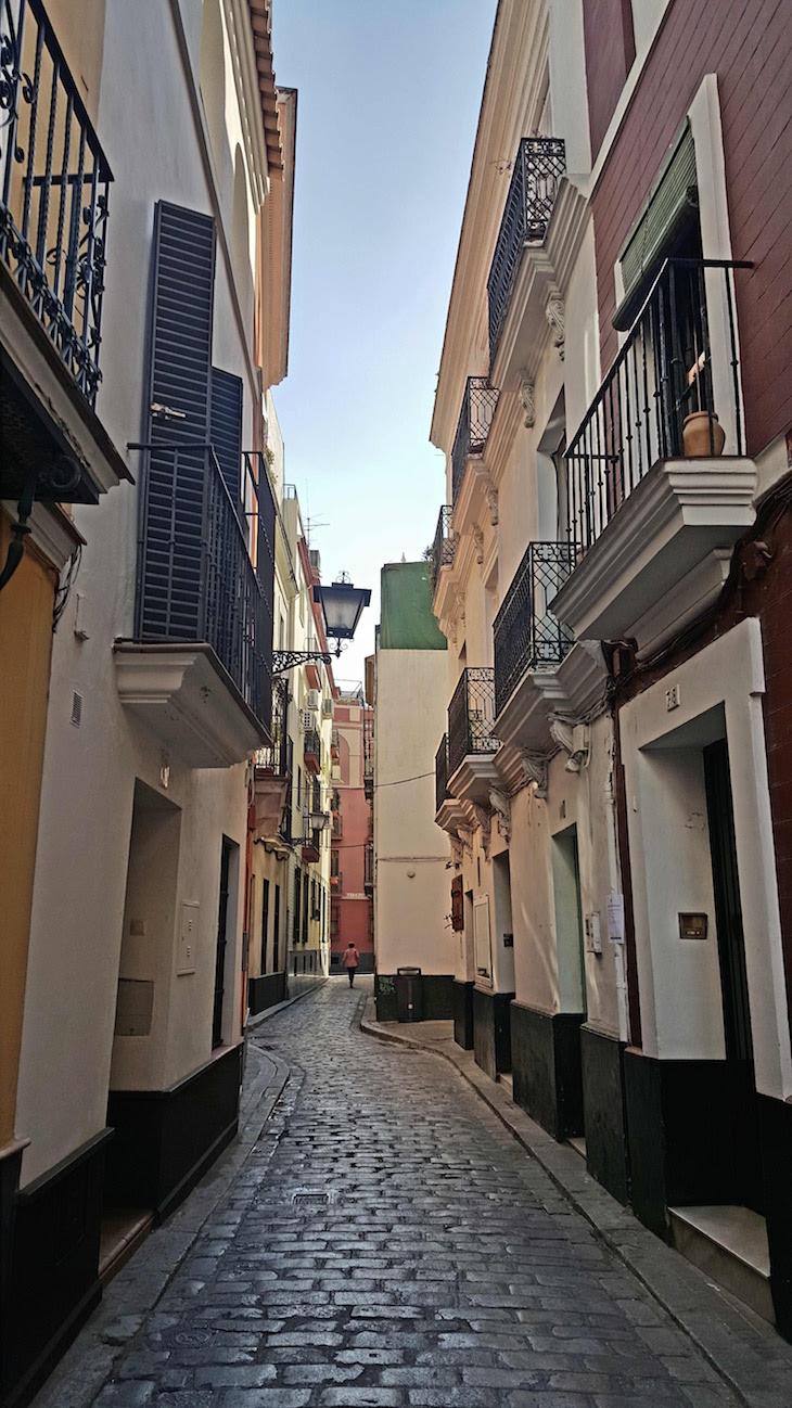 Ruas de Sevilha © Viaje Comigo