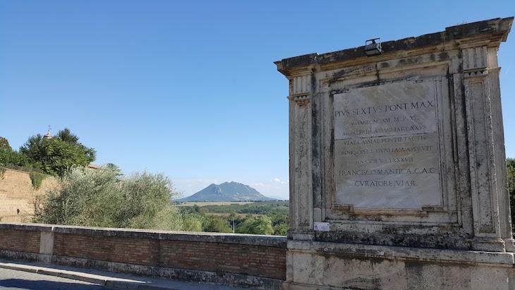 Ponte de Civita Castellana - Itália © Viaje Comigo
