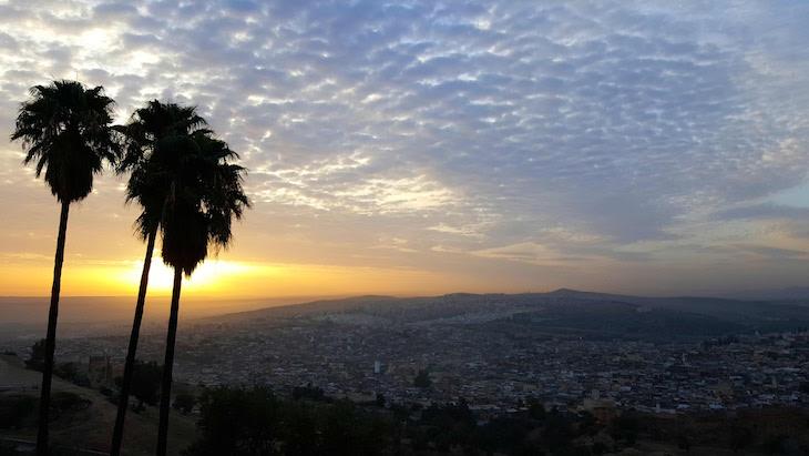 Pôr do sol em Fez - Marrocos @ Viaje Comigo