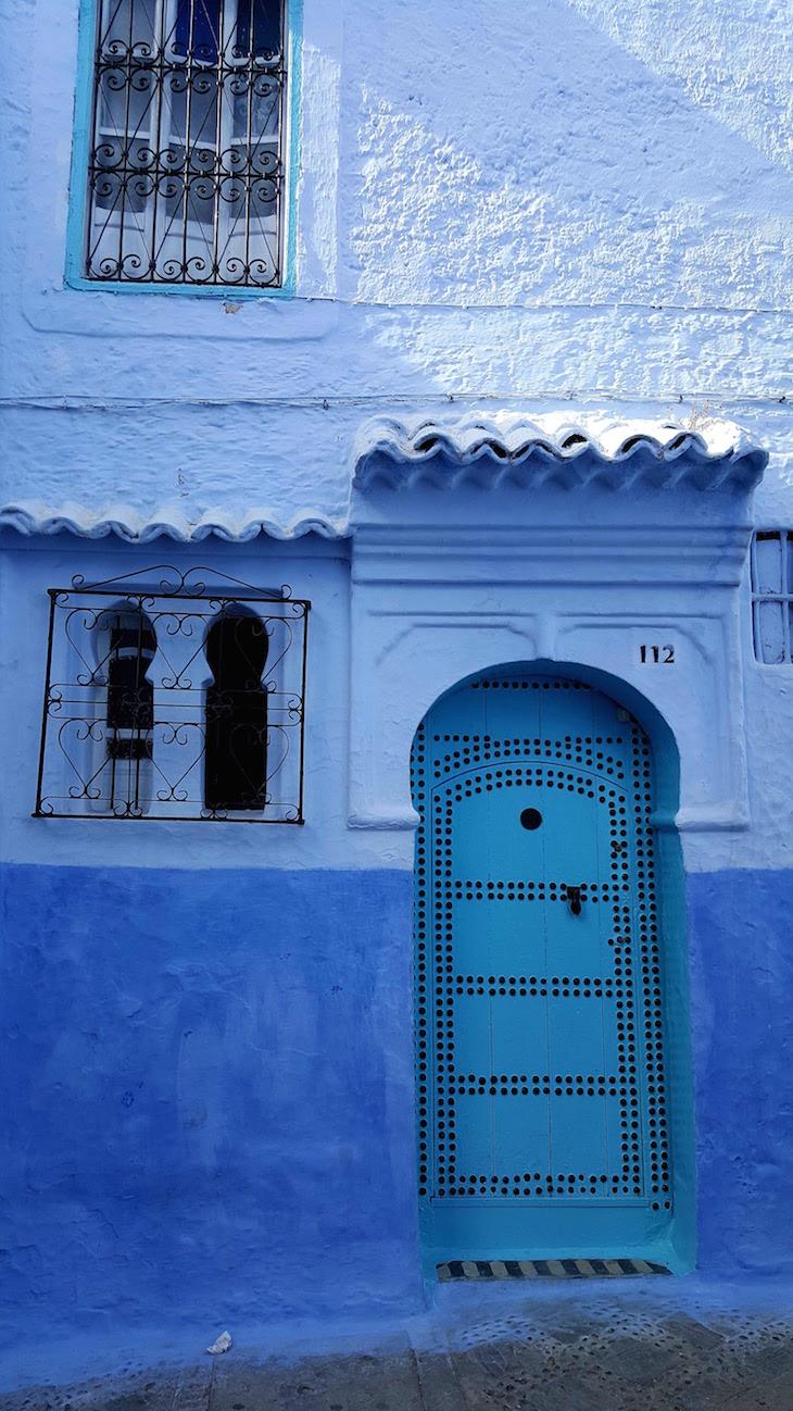 Porta de Chefchaouen, Marrocos © Viaje Comigo