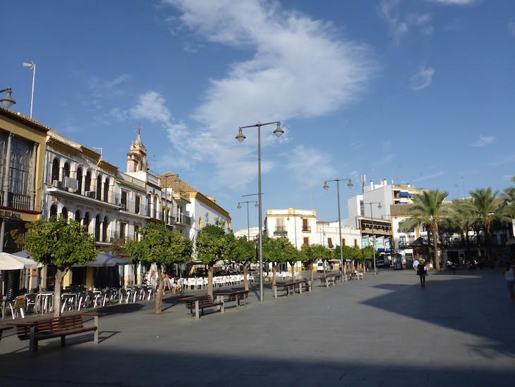 Praça de Utrera © Viaje Comigo