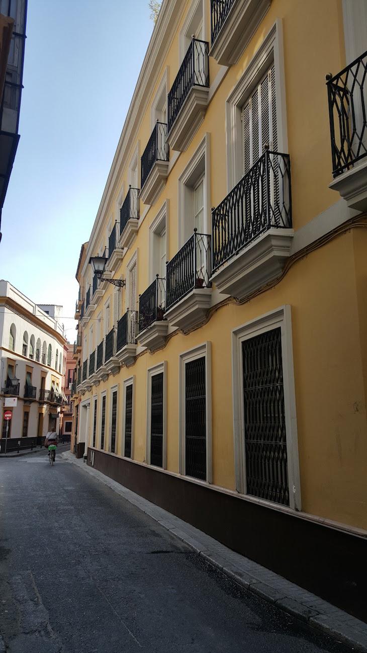 Ruas em Sevilha © Viaje Comigo