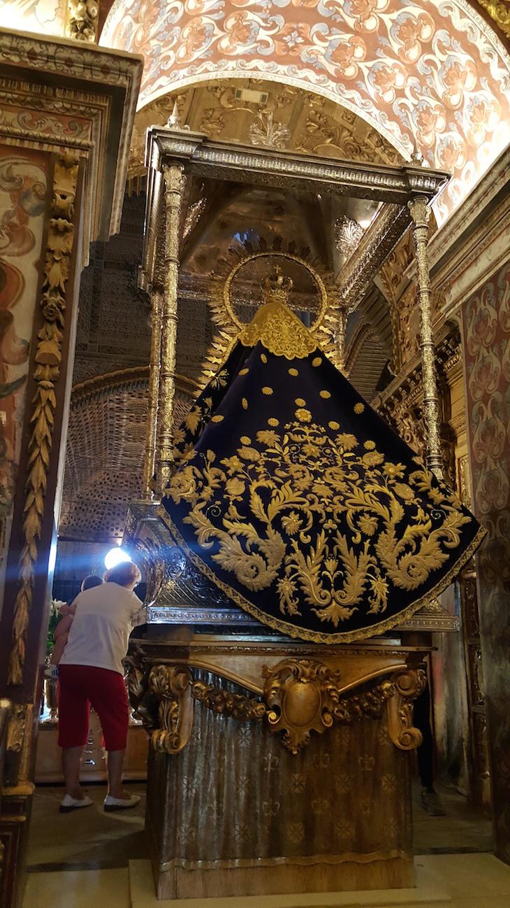 Virgen de la Consolación - Utrera © Viaje Comigo