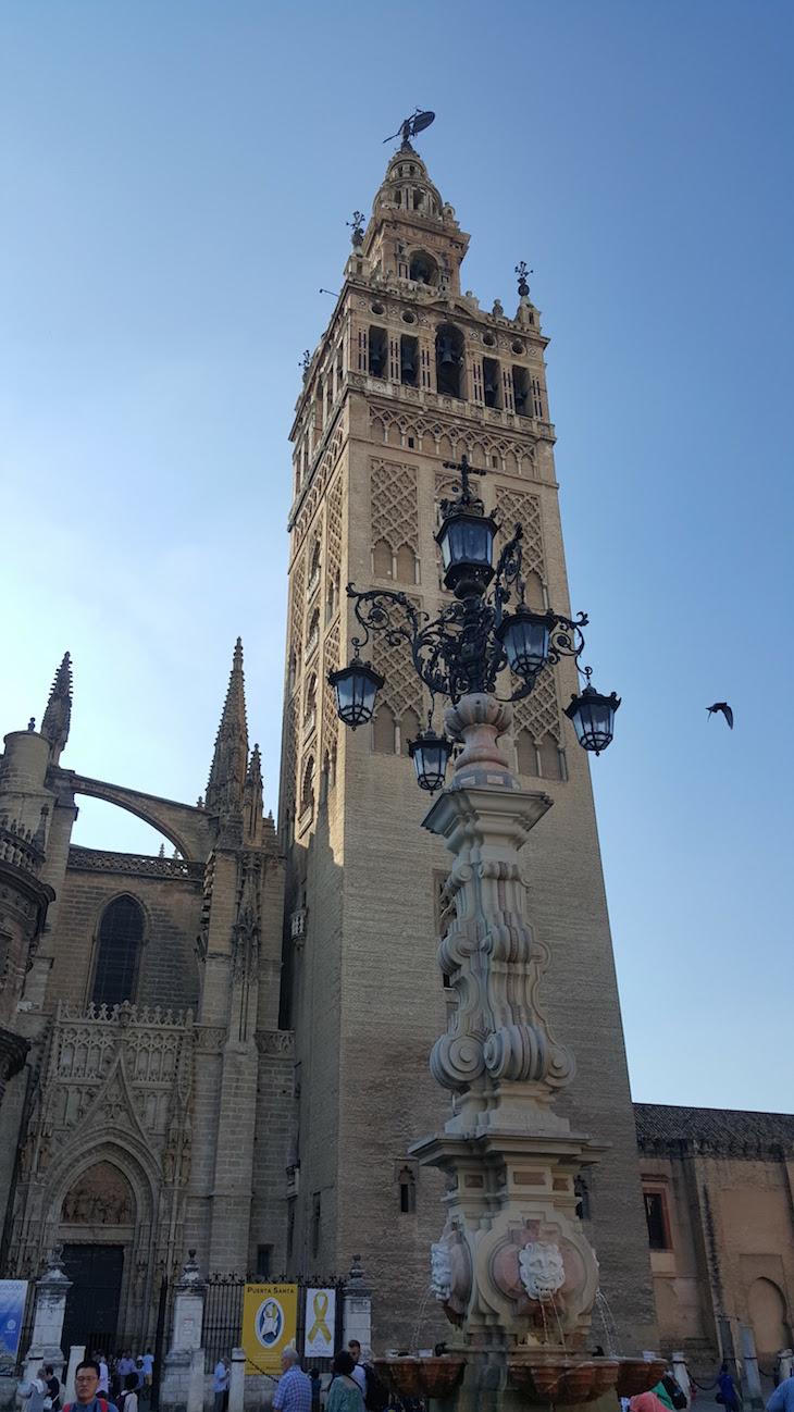 Torre La Giralda - Sevilha © Viaje Comigo