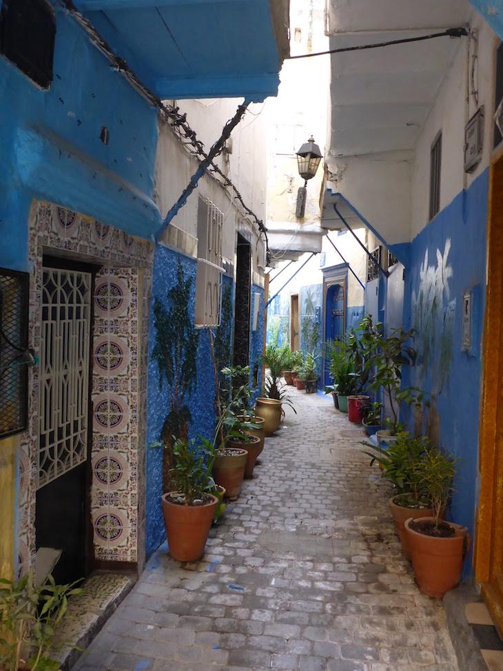 Tânger - Marrocos © Viaje Comigo