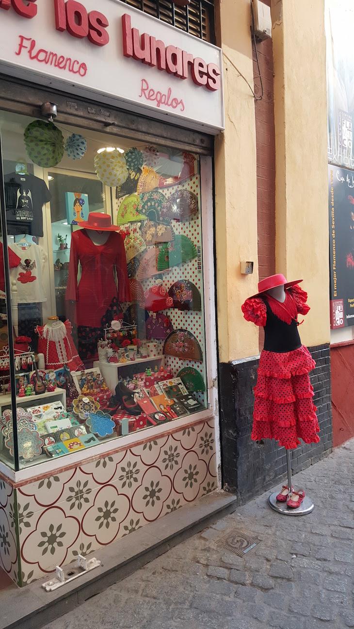 Centro histórico de Sevilha © Viaje Comigo