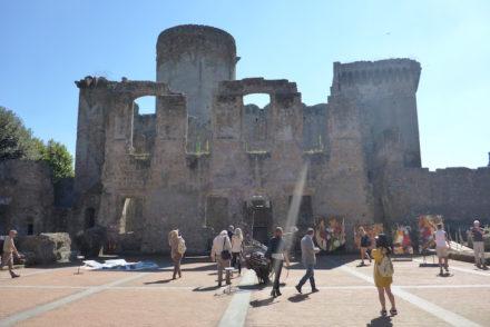 Castelo Borgia - Nepi - Itália © Viaje Comigo