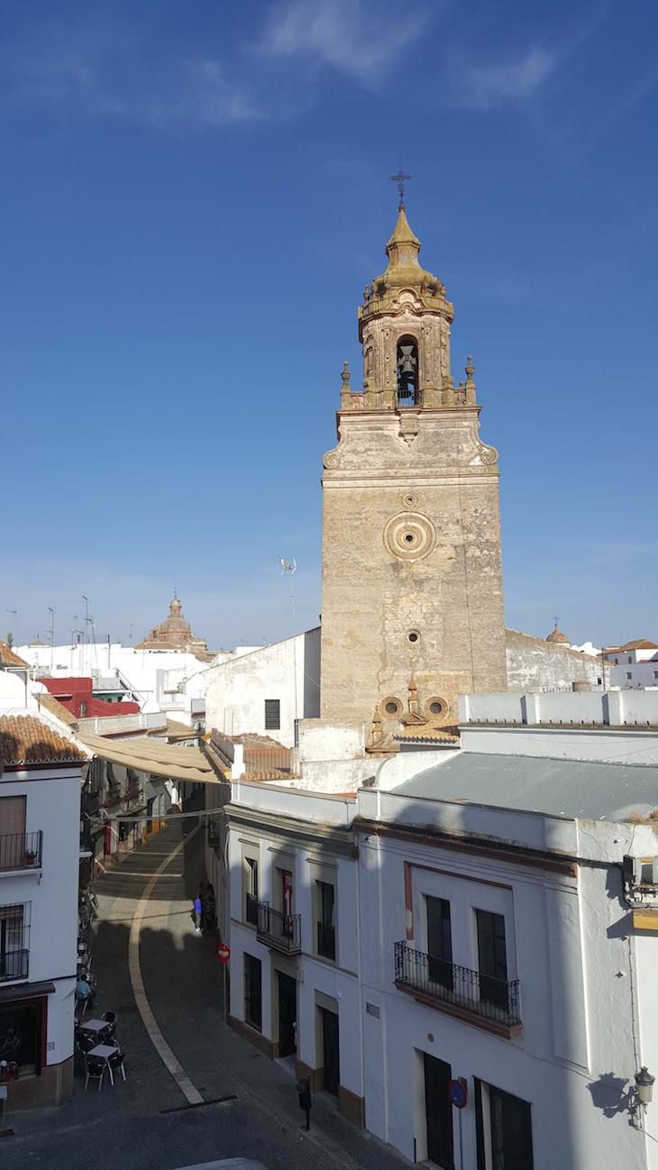 Vista de Alcázar Puerta de Sevilla-Carmona © Viaje Comigo
