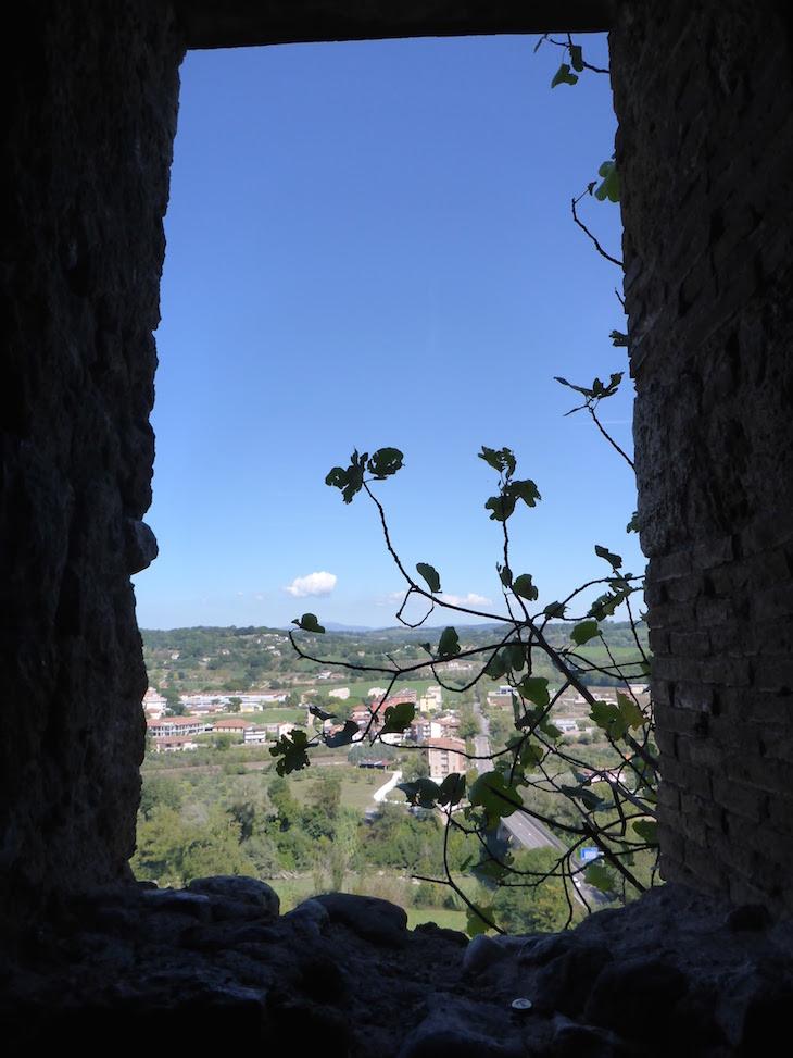 Vista de Orte - IWW - Itália © Viaje Comigo