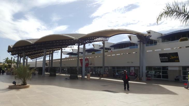 Aeroporto de Casablanca - Marrocos © Viaje Comigo